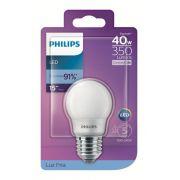 Lâmpada Led Bolinha 3.5w Luz Branca Fria Philips