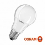 Lâmpada Led Bulbo Luz Morna 8.5w E27 Osram
