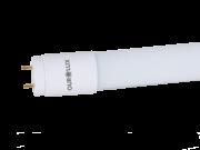 Lâmpada Led Tubular 120cm Luz Neutra 18w Vidro Ourolux