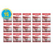 Luminária Painel Plafon Led 24w Embutir Quadrado Branco RG - Kit 15