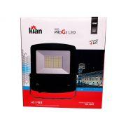 Refletor Led 100W 7500Lm Bivolt Geração 3 Kian