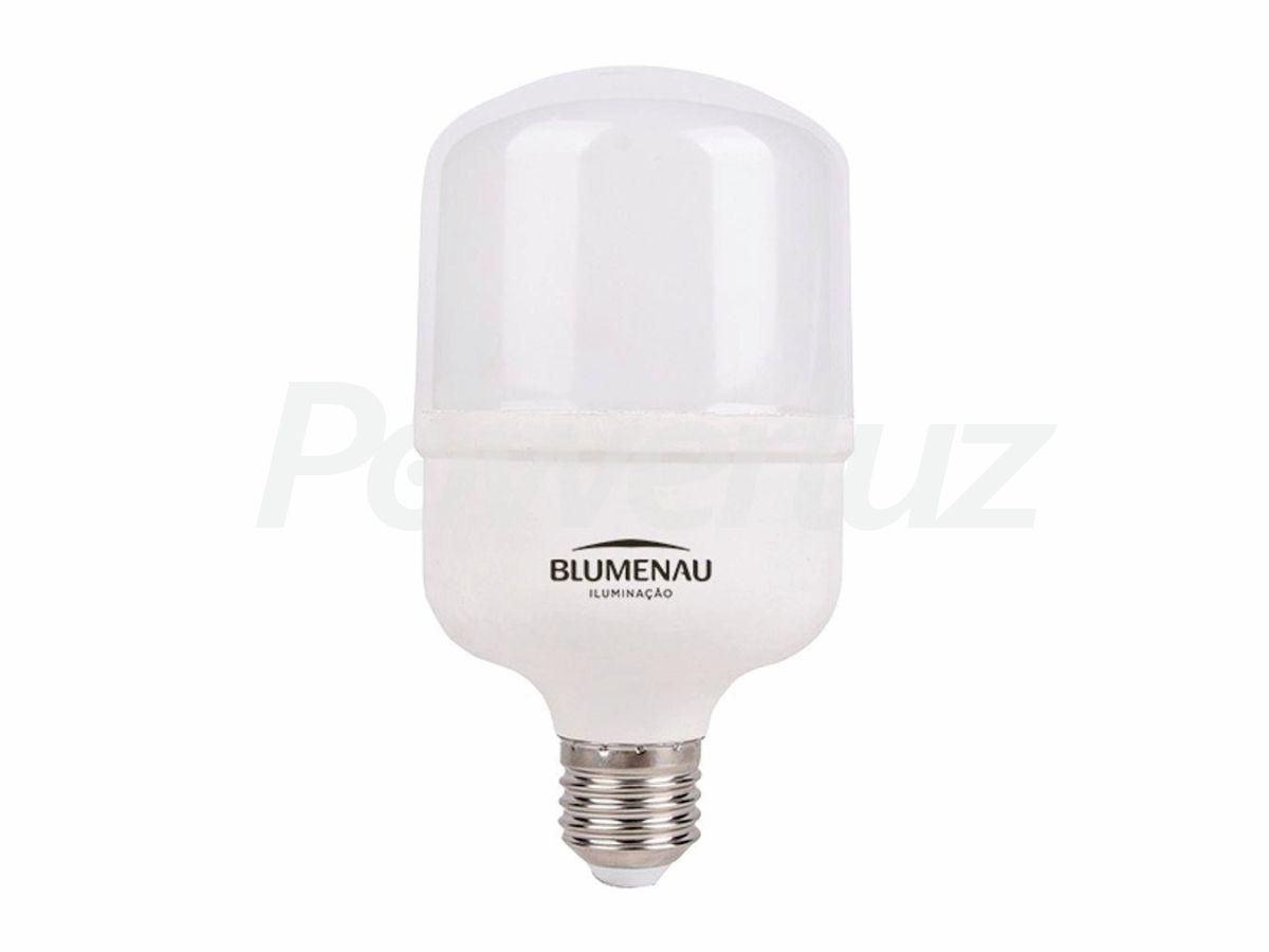 Lâmpada Led 20w E27 High Power Luz Branca Blumenau