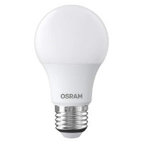 Lâmpada Led Bulbo Luz Fria 8w E27 Osram