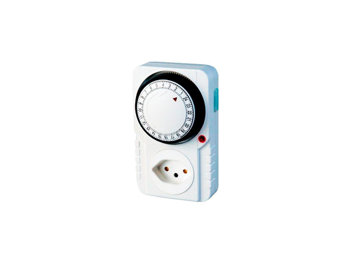 Timer Temporizador Analogico Bivolt TMAOBC Exatron Kit C/ 2