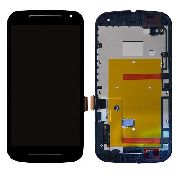 Tela Lcd Touch Frontal Para Moto G2