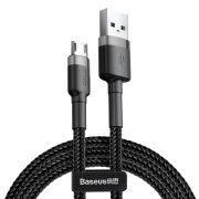 Cabo Micro USB Baseus Cafule  1.5A 2m
