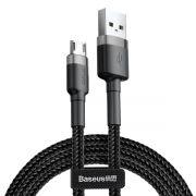 Cabo Micro USB Baseus Cafule  2.4A 0.5m