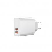 Carregador Rápido de Parede Baseus 2x QC 3.0 2x USB 30W