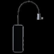 Hub Baseus Multi-Funcional (Type-C to 3x USB 3.0 + HD4K+SD/TF+PD)