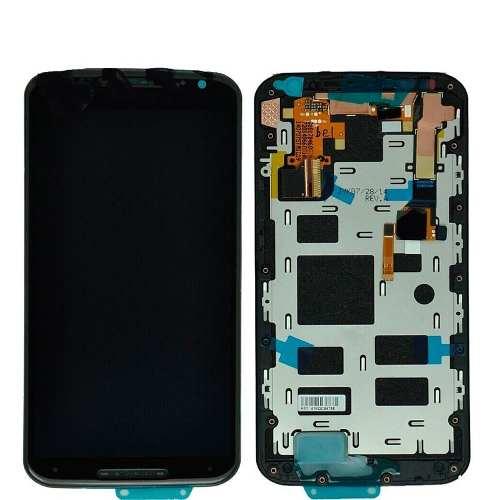 Tela Lcd Touch Frontal Para Moto X2