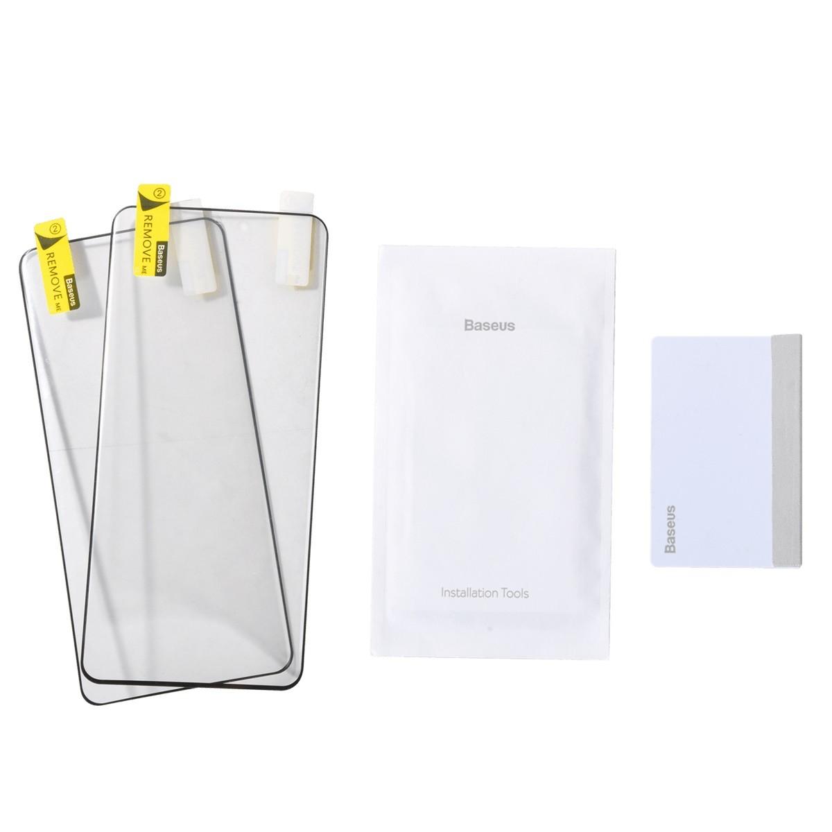 2 Películas Protetora Samsung Galaxy S20 3D 0.15 mm Baseus