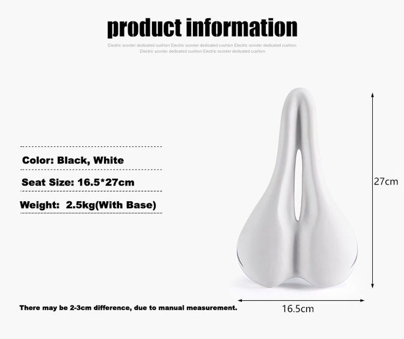 Assento Dobrável para Patinete Elétrico Xiaomi M365