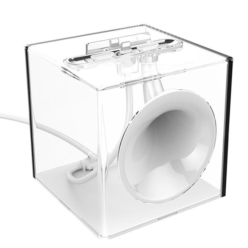Base Carregadora Com Amplificação De Som para iPhone