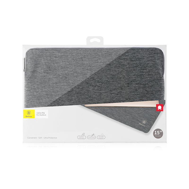 Capa para MacBook de 15 Polegadas Baseus