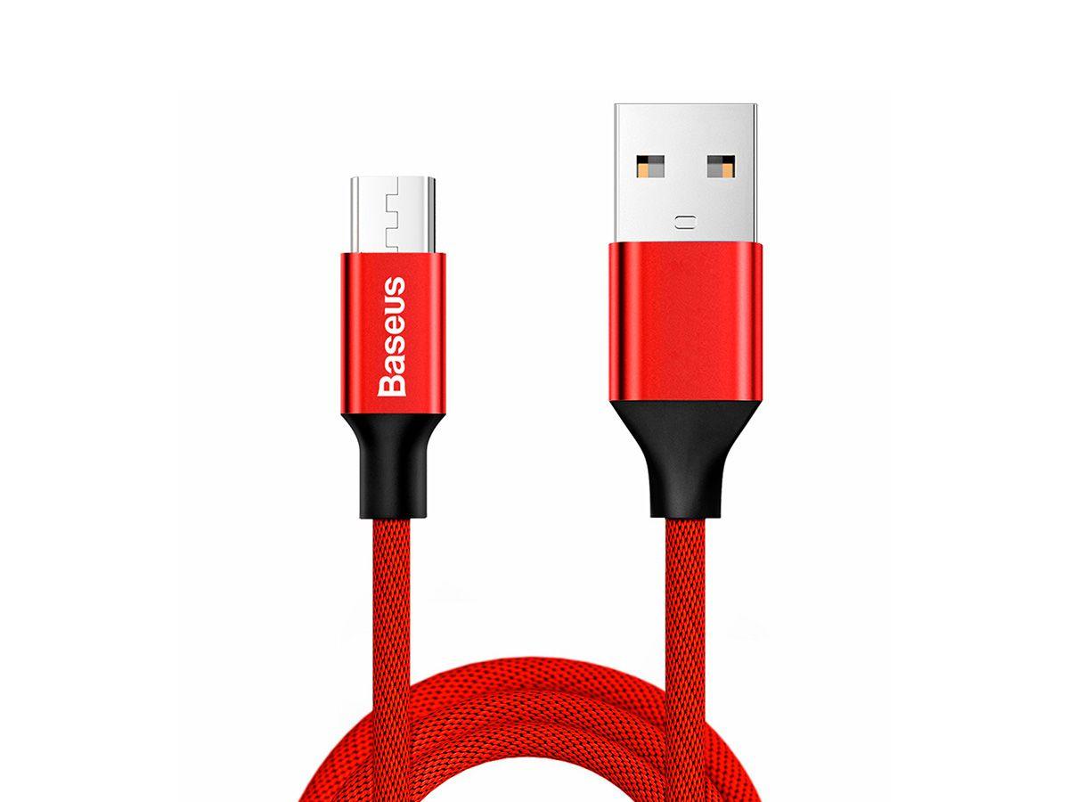 Cabo Micro USB Baseus Yiven 2A e 100CM