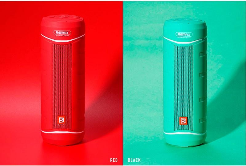 Caixa De Som Bluetooth Portátil Remax M10 Com Subwoofer
