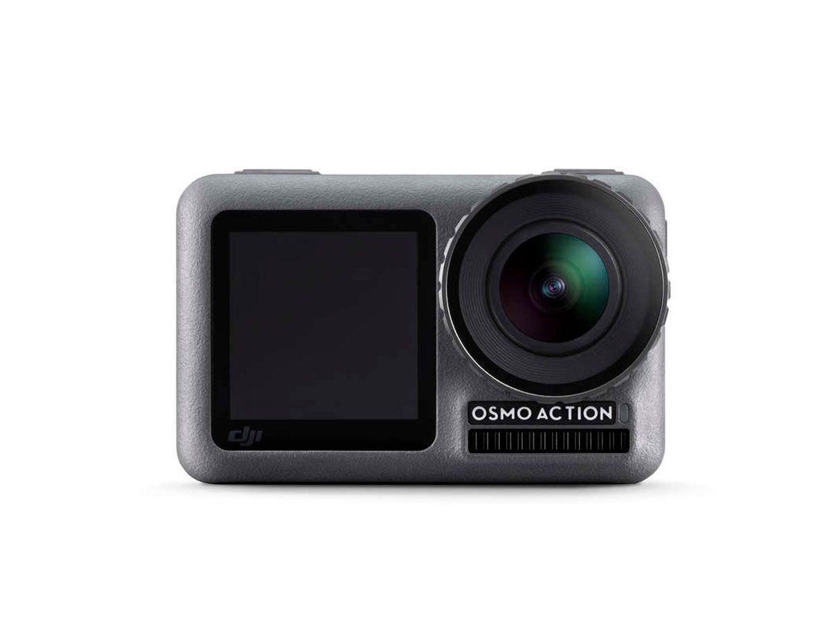 Câmera DJI Osmo Action 4K Com Estabilização