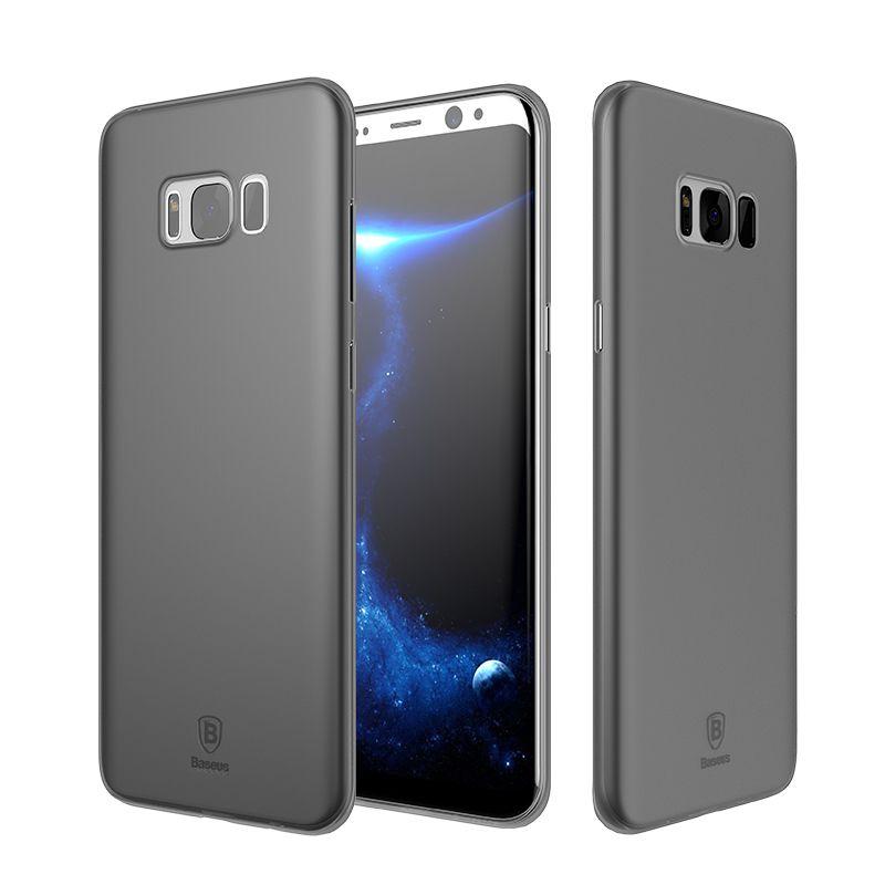 Capa Protetora Baseus Wing Transparente para Samsung Galaxy S8/S8 Plus