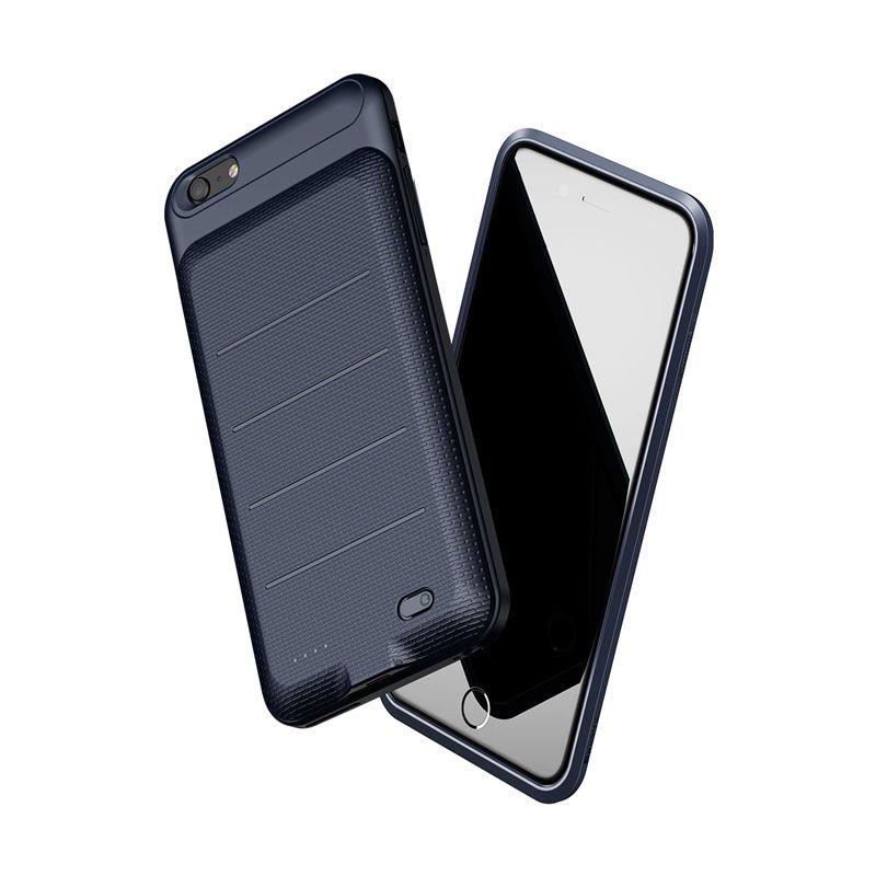 Capa Carregadora Baseus Ample 2500 mAh para iPhone 6 e 6S