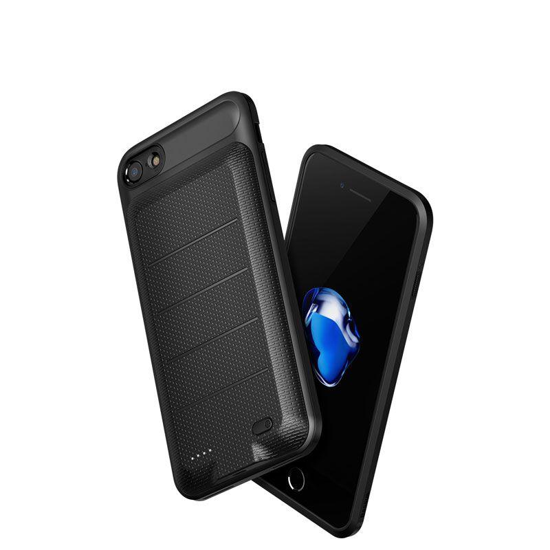 Capa Carregadora Baseus Ample 2500 mAh para iPhone 7 e 8