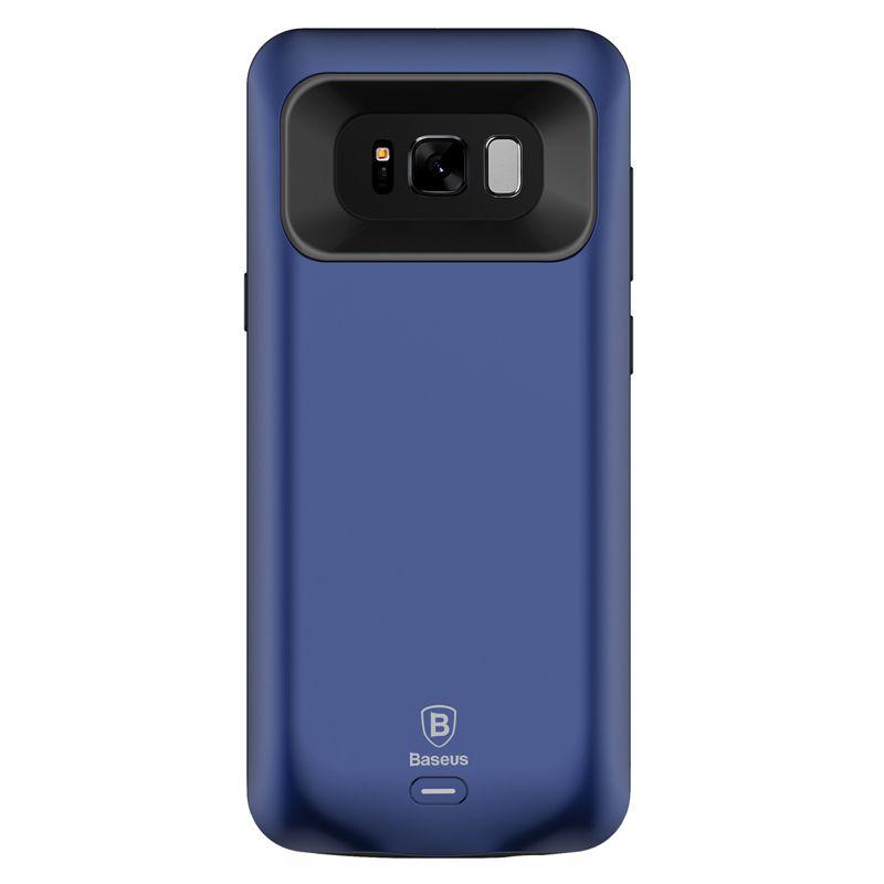 Capa Carregadora Baseus Geshion 5500 mAh para Samsung S8 Plus