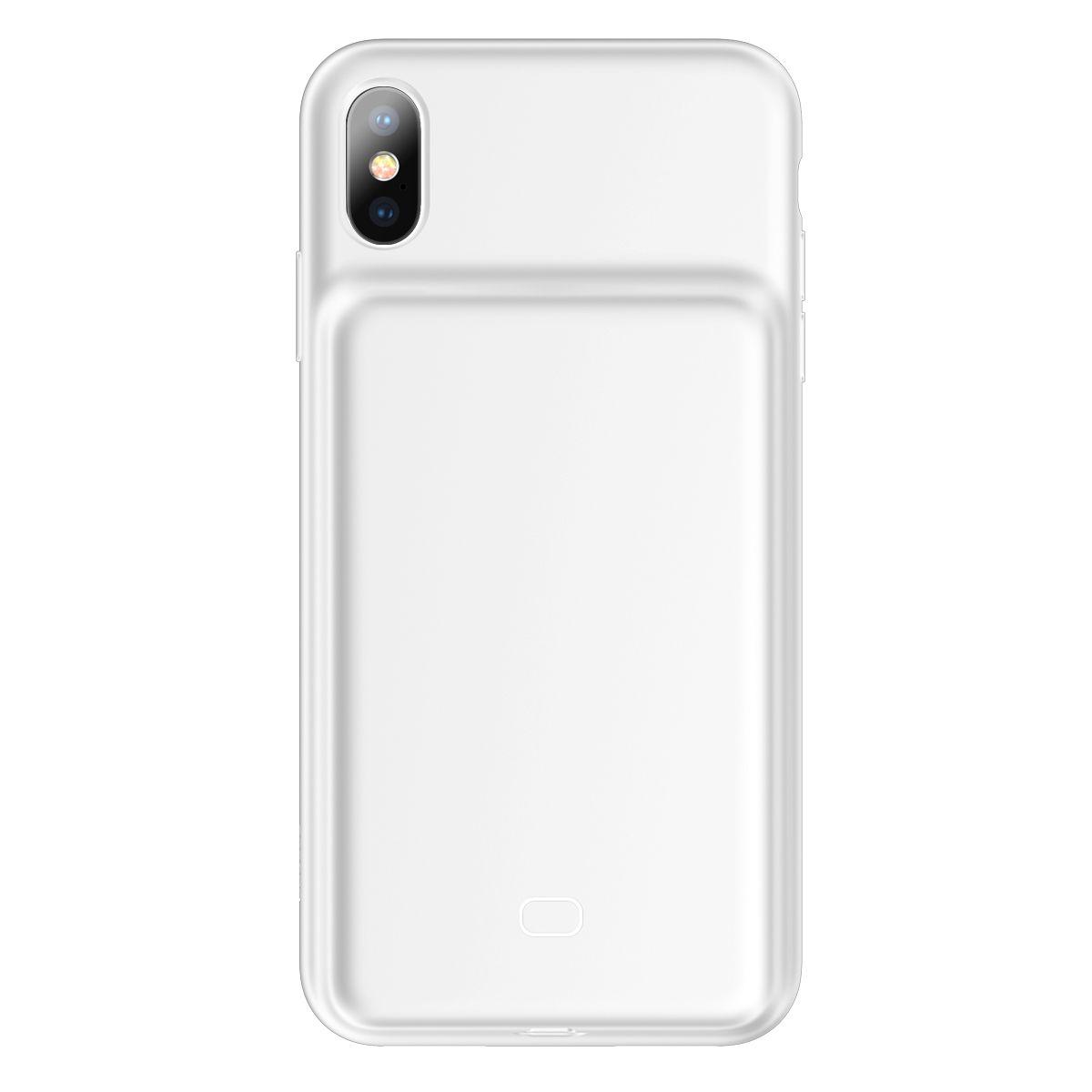 Capa Carregadora Baseus Splint para iPhone X/XS 3300mAh