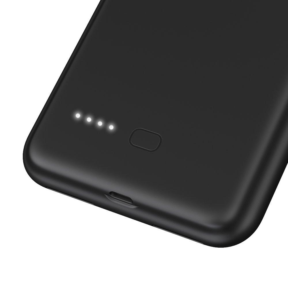Capa Carregadora Baseus Splint para iPhone XS Max com 4200 mAh