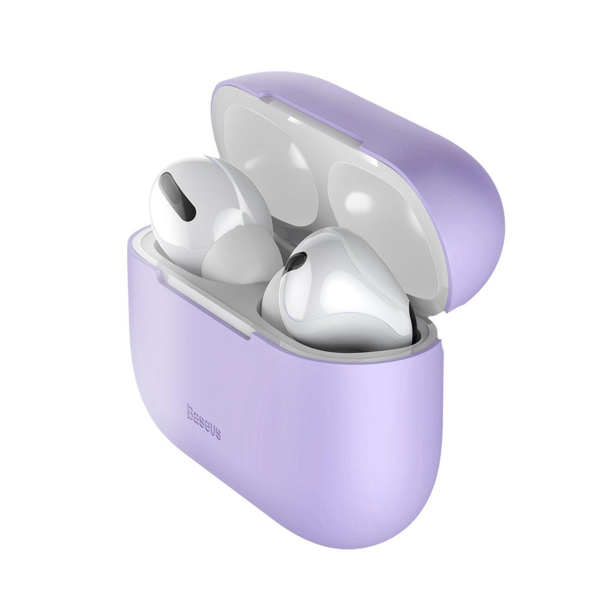 Capa de Silicone para Airpods Pro Baseus Super Thin
