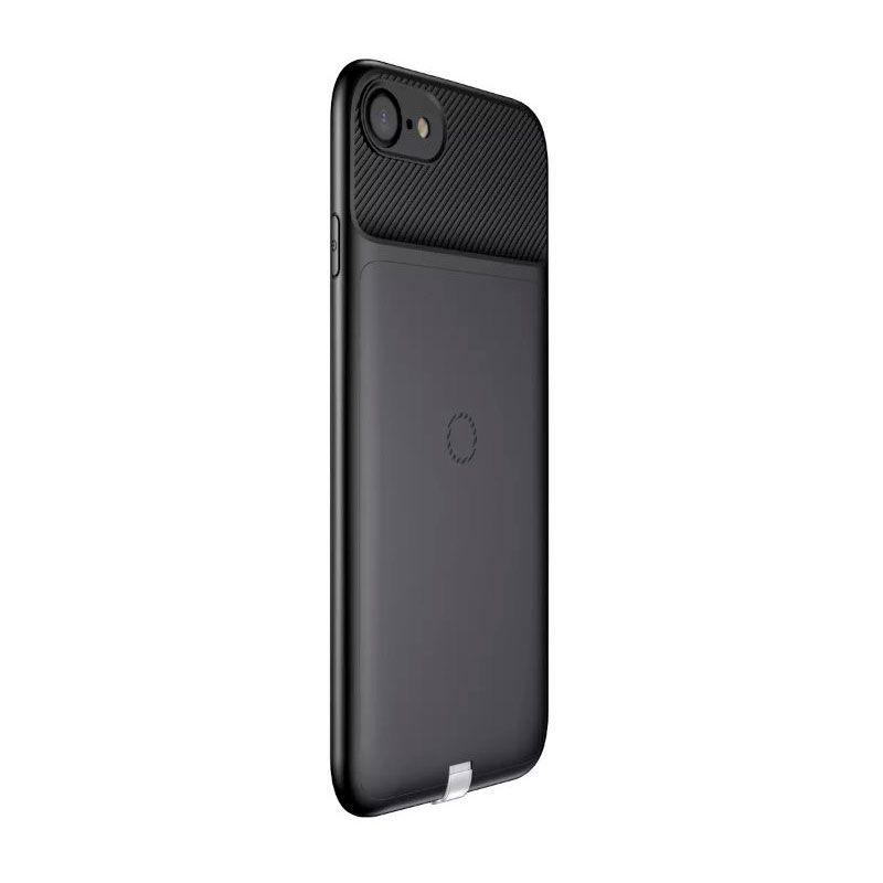 Capa Adaptadora para Carregamento Sem Fio Baseus iPhone 7 Plus