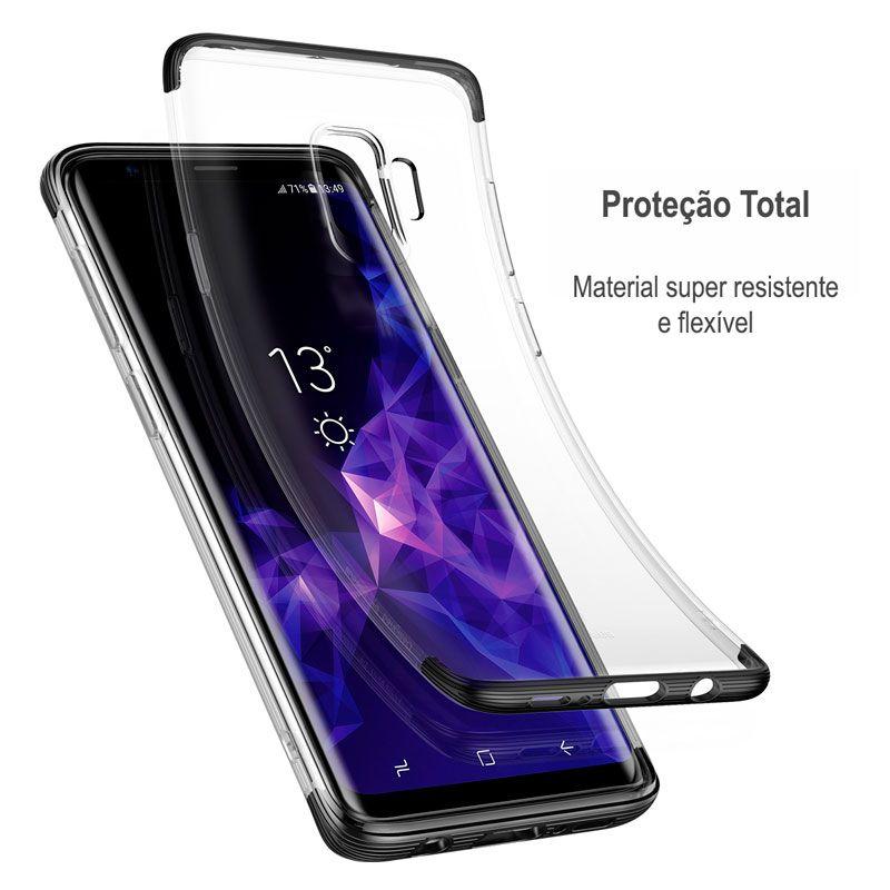 Capa Protetora Baseus Armor para Samsung S9