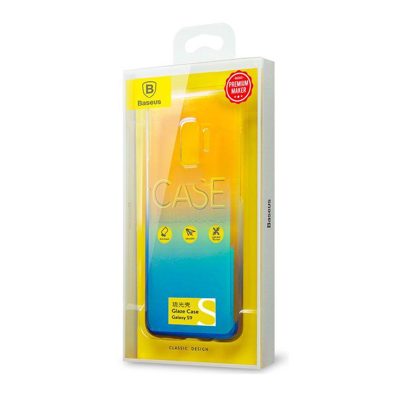 Capa Protetora Baseus Glaze para Samsung Galaxy S9