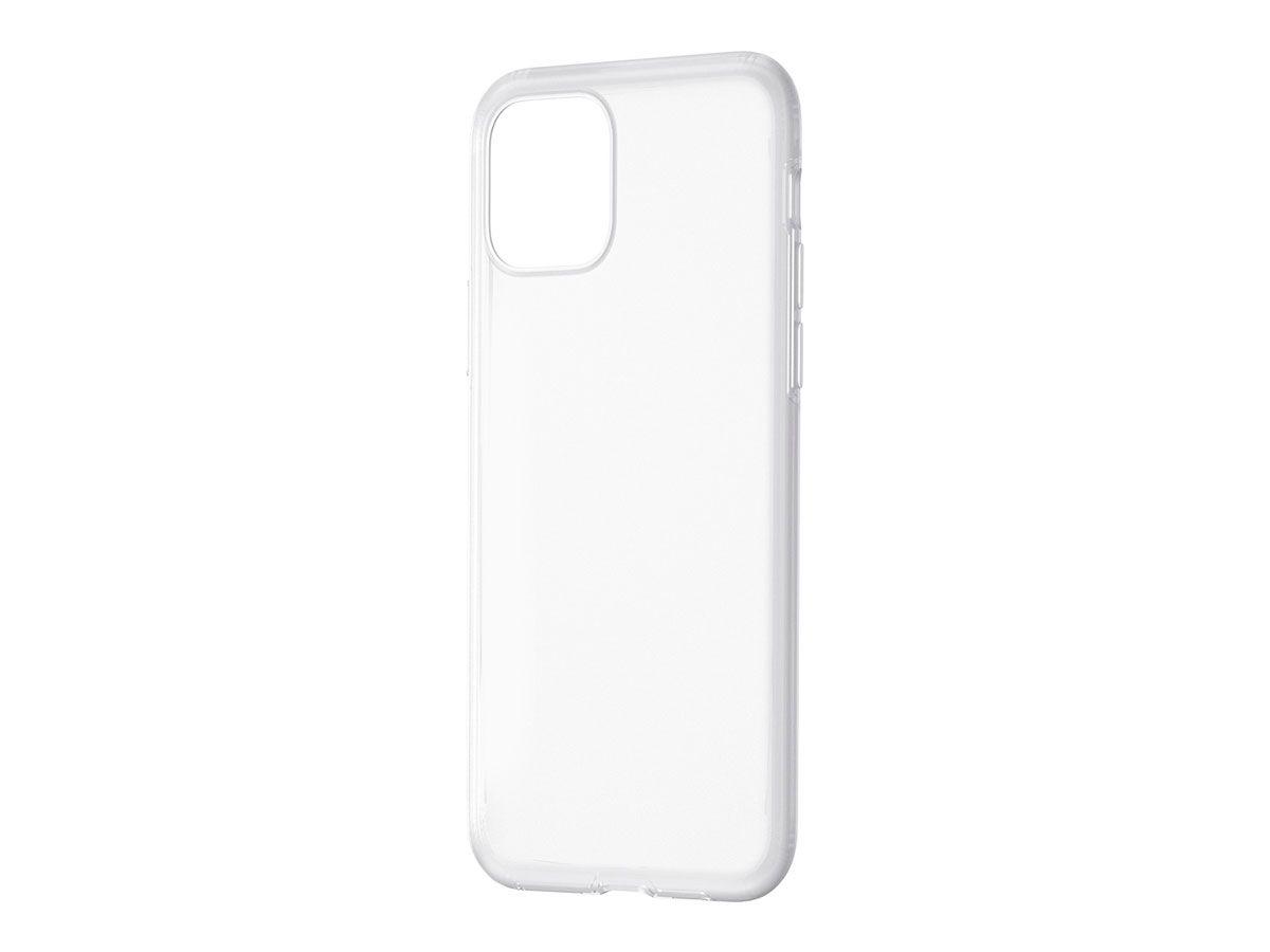 Capa Protetora Baseus Jelly para iPhone 11 em Gel de Sílica