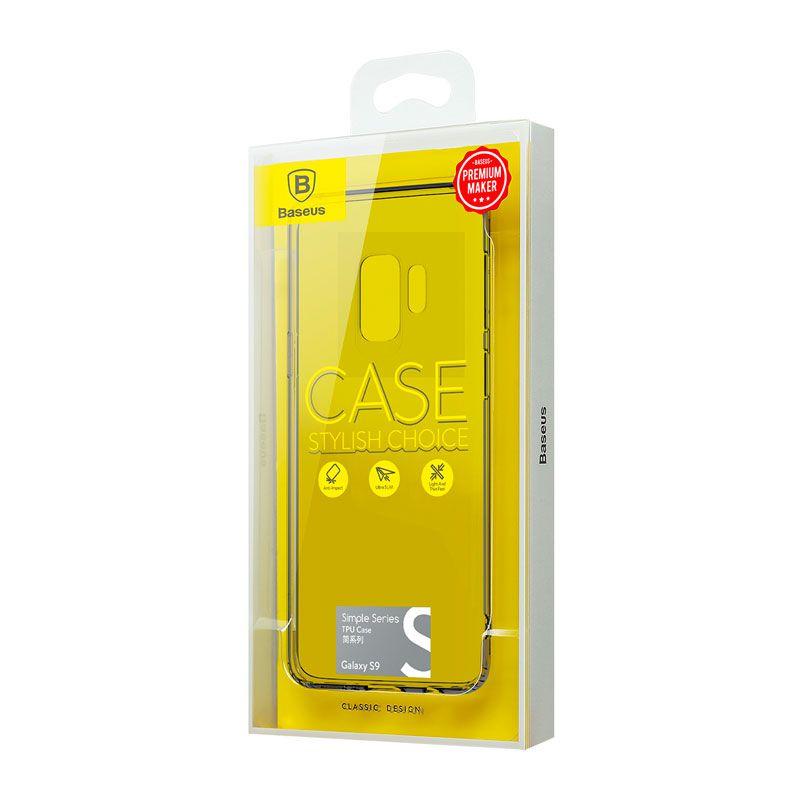 Capa Protetora Baseus Simple Series para Samsung S9