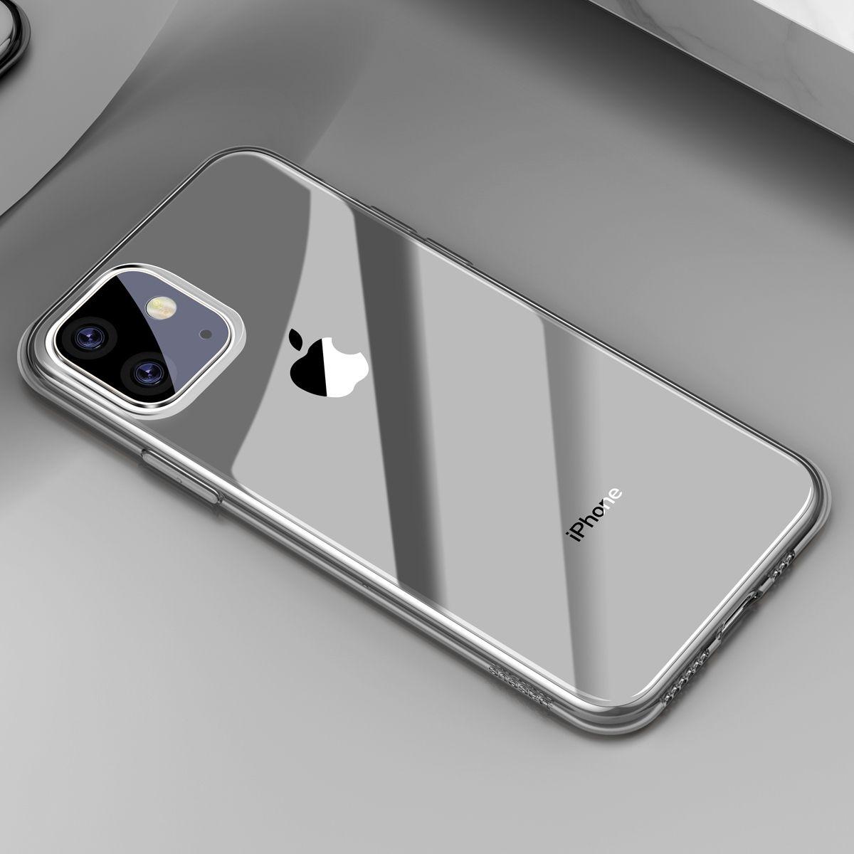 Capa Protetora Baseus Simplicity para iPhone 11