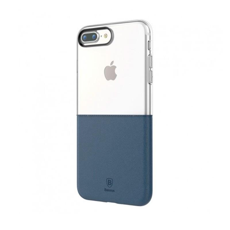 Capa Protetora Half To Half Transparente para iPhone 7 e 8