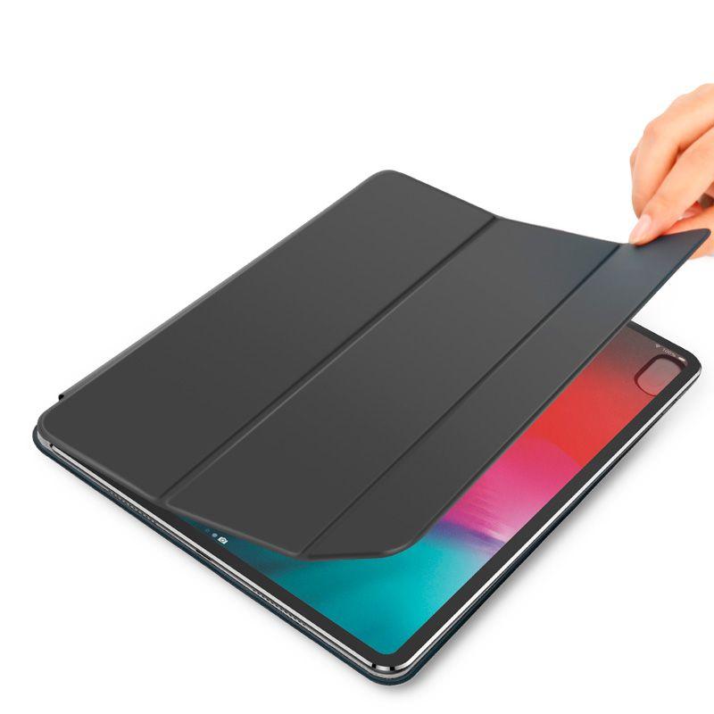 Capa Magnética em Couro para o Novo iPad Pro 12.9 (2018) Baseus Simplism Tipo Y