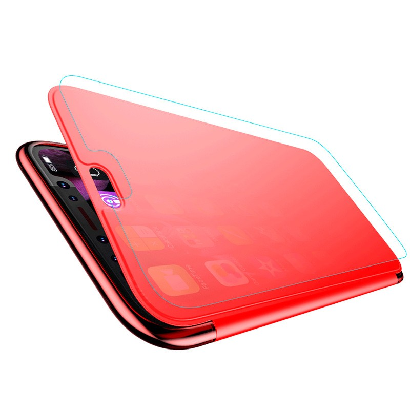 Capa Protetora Dupla Baseus Touchable para iPhone X