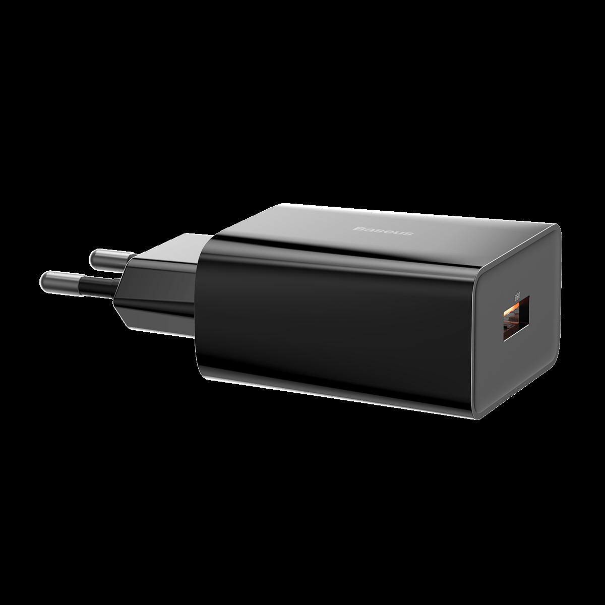 Carregador de Parede Baseus Speed Mini QC 18w