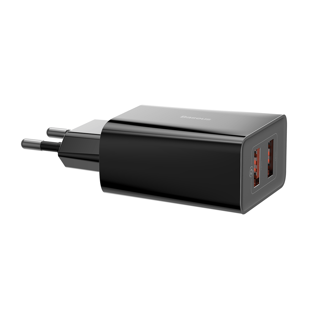 Carregador de Parede Baseus Speed Mini QC Dual 18w