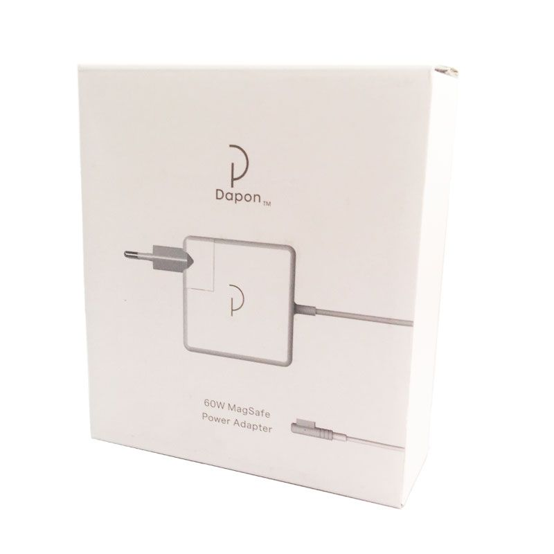 Carregador 60W MagSafe Dapon para Apple MacBook e MacBook Pro 13 Polegadas