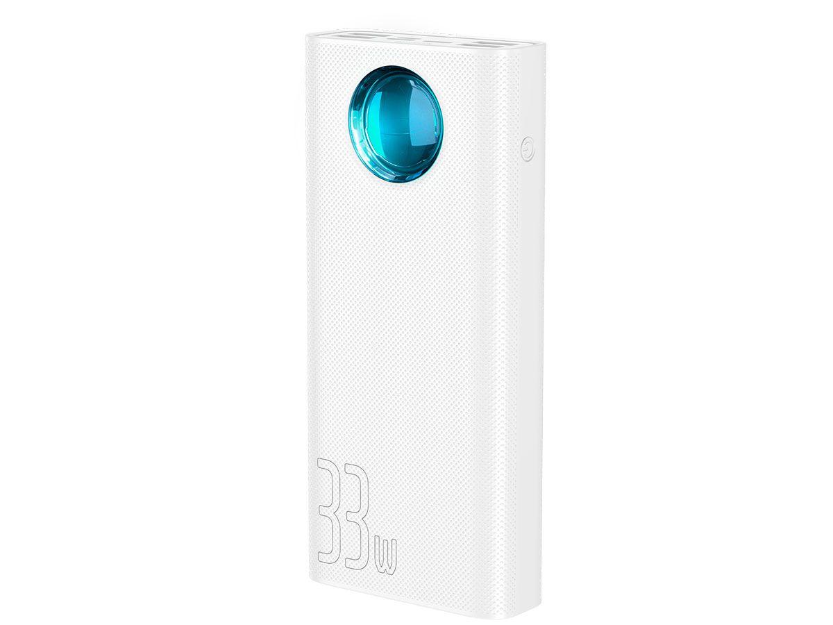 Carregador Portátil Baseus Amblight 30000 mAh PD3.0 + QC3.0 33W