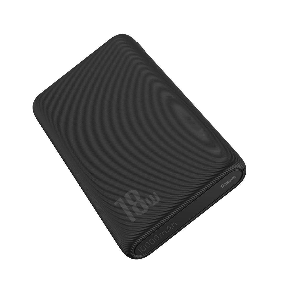 Carregador Portátil Baseus Bipow PD+QC 10000mAh 18W