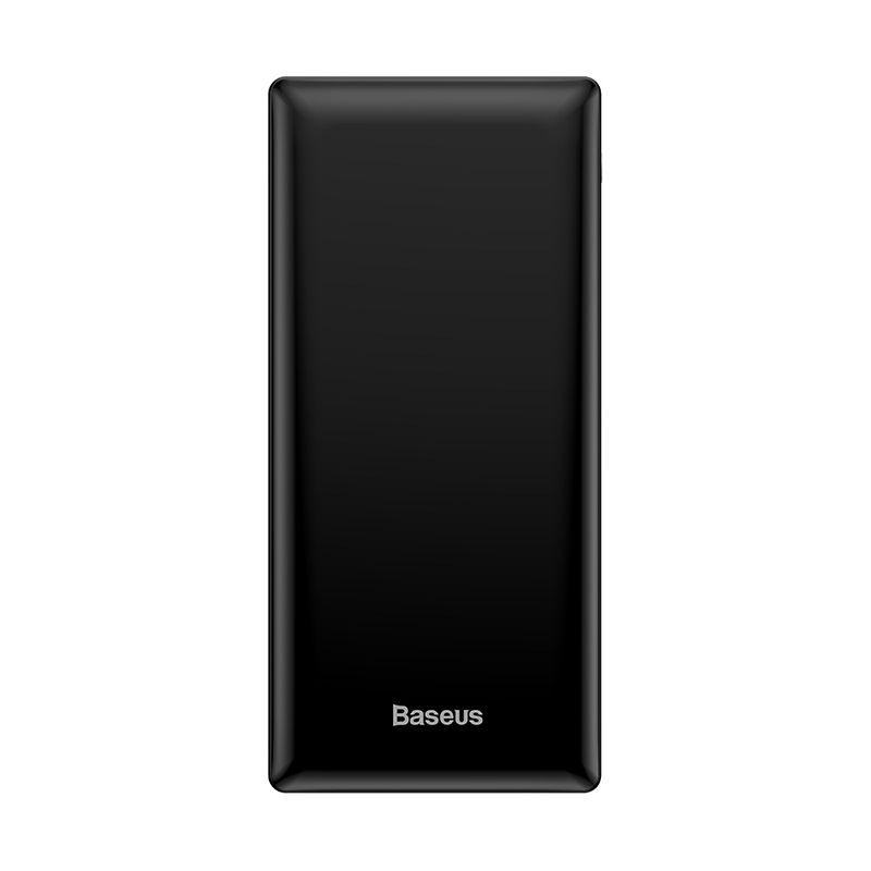 Carregador Portátil Baseus Mini JA 2 USB + USB-C + Mini USB + Lightning 30000mAh