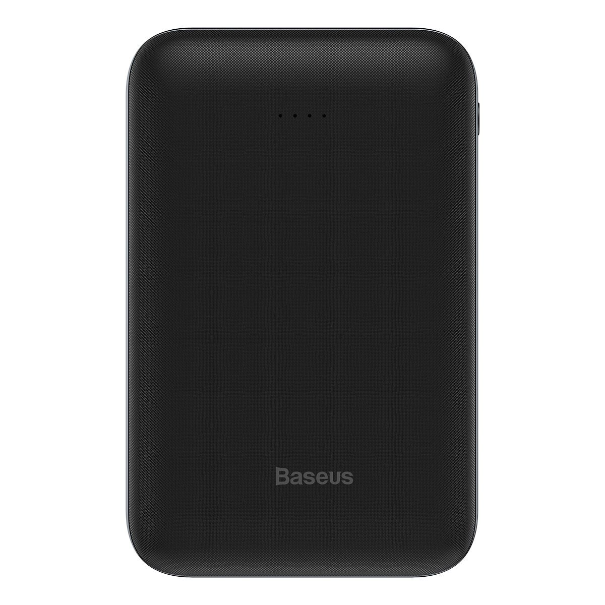 Carregador Portátil Baseus Mini JA 2 USB + USB-C + Mini USB 10000mAh