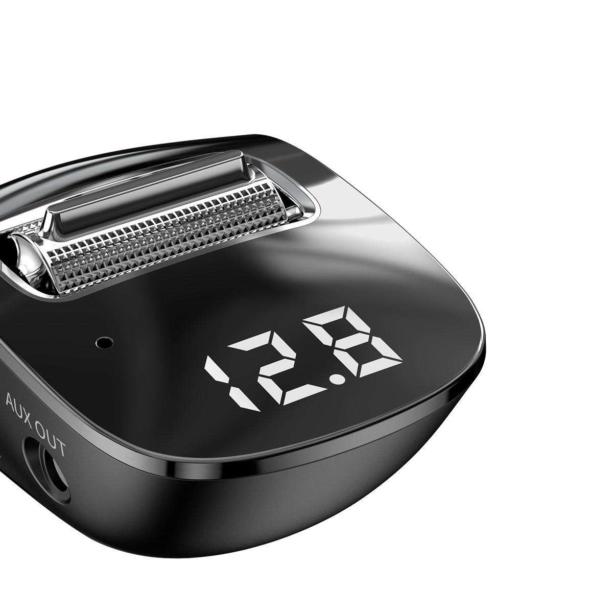 Carregador Veicular Baseus MP3 Bluetooth AUX Streamer F40