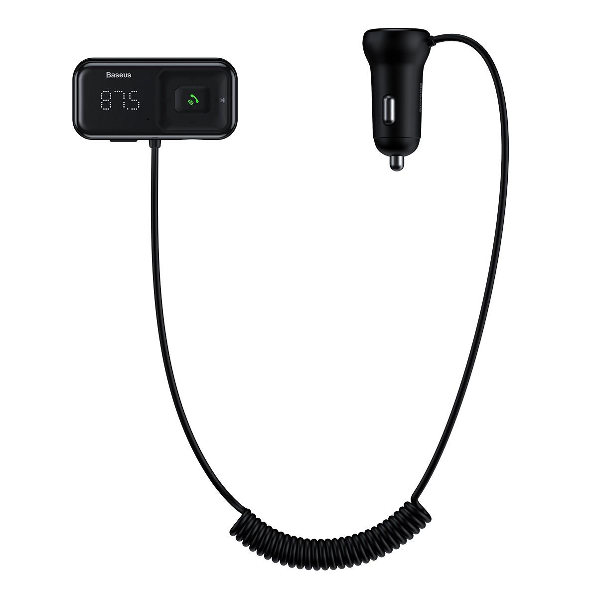 Carregador Veicular com MP3 Bluetooth T Typed S-16