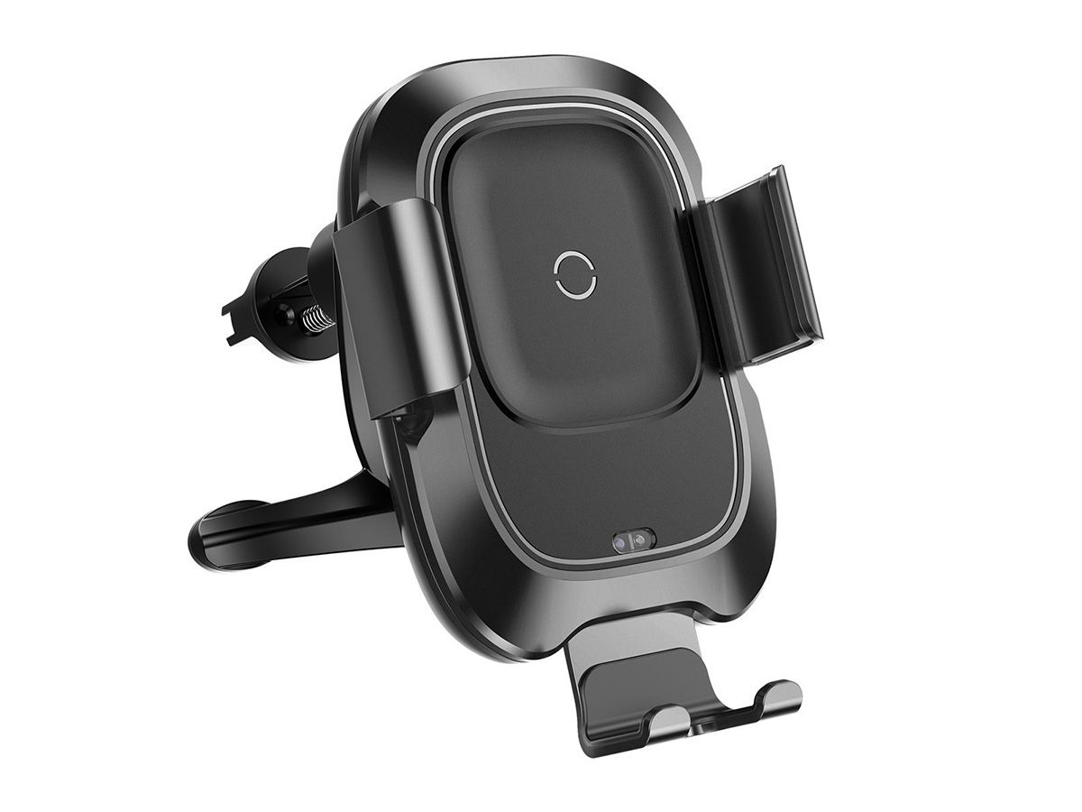 Carregador Veicular Sem Fio Inteligente com Infravermelho Baseus