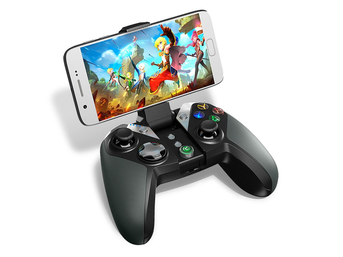 Controle Sem Fio Gamesir G4S para PC / Android / PS3 / TV Box