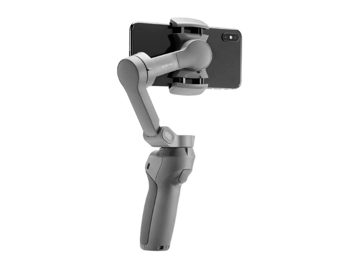 Estabilizador para Smartphones DJI Osmo Mobile 3 Versão Combo (Tripé + Bolsa)