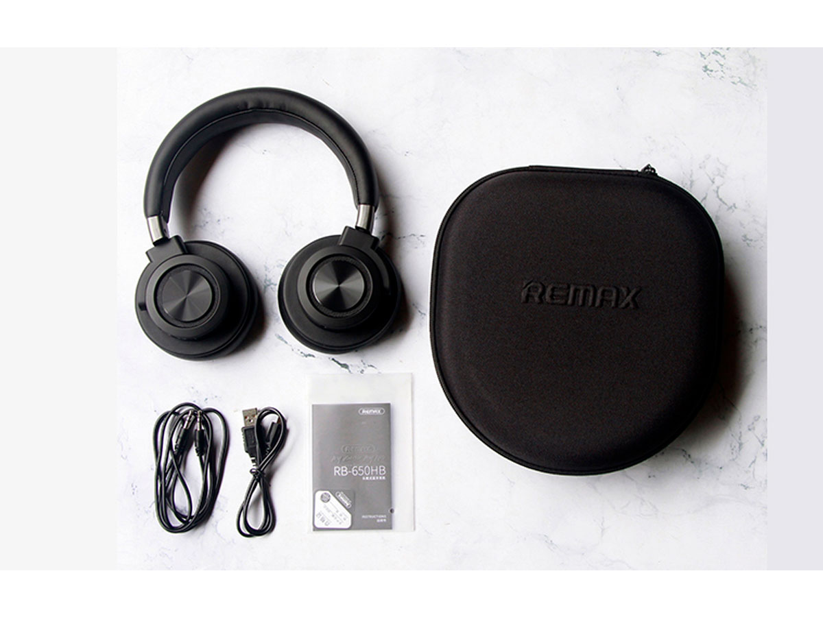 Fone Bluetooth 5.0 Remax RB-650HB 360 Estéreo Surround